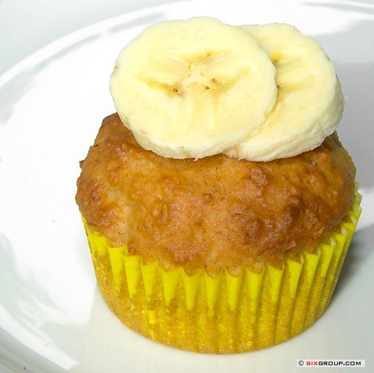 Backrezepte bananen muffins