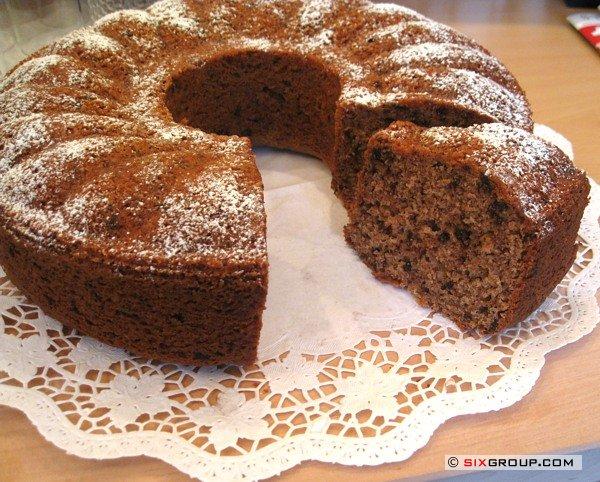 Kuchen Rotweinkuchen Www Backecke Com Koch Und Backrezepte