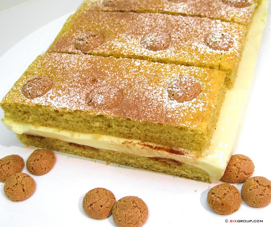 Kuchen Amaretti Torte Www Backecke Com Koch Und Backrezepte