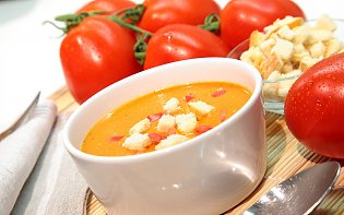 Tomaten- Suppe