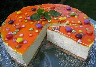 Kuchen - Regenbogen- Torte - www.backecke.com : Koch- und ...